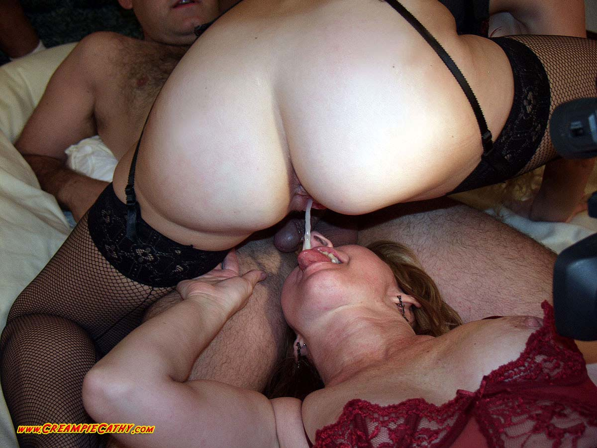 Multiple Creampies